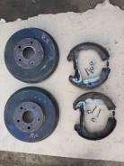 Тормозные барабаны с колодками Subaru Forester SG5 26740-FA000