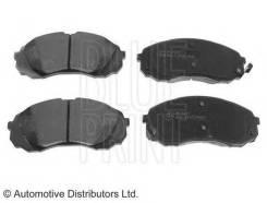 Комплект тормозных колодок, дисковый тормоз Blue Print ADG04290