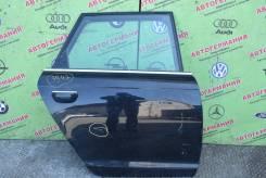 Дверь задняя правая Audi A6 С6 универсал в сборе