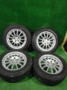 (Комплект 4290)DunlopWinterMaxx WM01 205/60R16+диски Tas AGA Japan