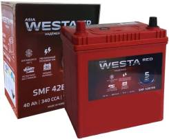 Westa. 40А.ч., Прямая (правое), производство Корея