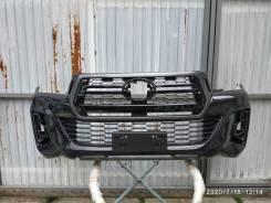 Бампер Hilux Black Rally Edition GUN125 c 2018+