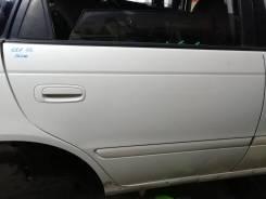 Дверь задняя правая Toyota Caldina St215 3SGTE