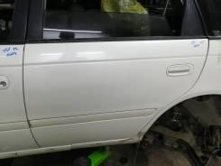 Дверь задняя левая Toyota Caldina St215 3SGTE