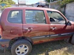 Дверь задняя правая Chevrolet Niva 2003 г