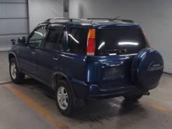 Бампер задний оригинал (ЦВЕТ Синий) Ноnda CR-V RD1 б/п по РФ