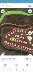 З. Участок в шмитовке возле речки, цена от собственника!. 600кв.м., собственность, электричество, вода