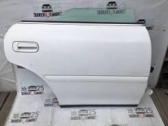 Дверь задняя правая Chaser JZX100 цвет 040
