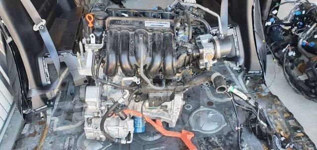 ДВС LEB c Honda Freed + 2019 в сборе