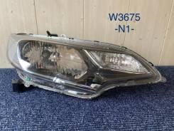 Фара правая Honda Fit GK/GP Рестайл Галоген Оригинал Япония W3675