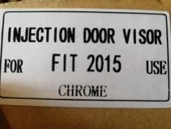 Ветровик на дверь. Honda Fit, GK3, GK4, GK5, GK6, GP5, GP6 L13B, L15B, LEB