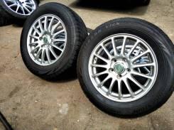 31910 Комплект дисков Bridgestone ECO Forme R16, 6.5+46 + ШИНЫ