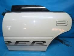 Дверь задняя левая Chaser jzx100 gx100