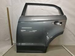 Дверь задняя левая Hyundai Creta 2015>