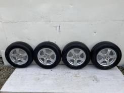 Комплект летних колёс 5/114*3 205/65/R15