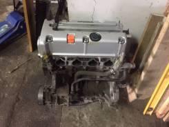 Двигатель K24A Honda CR-V С аукционного автомобиля с пробегом 84 т. км