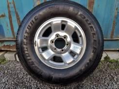 Запасное колесо Toyota Оригинал Prado/Surf/Hiace/Hilux (1-007)
