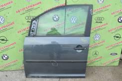 Дверь передняя левая Volkswagen Caddy 3 (03-15) голое железо