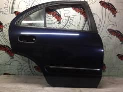 Дверь задняя правая Nissan Bluebird Sylphy qg10 BW9