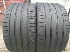 Michelin Pilot Super Sport. летние, б/у, износ 20%