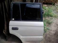Дверь Toyota LAND Cruiser Prado, правая задняя кузов 90-95