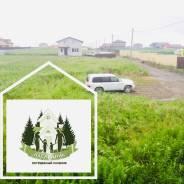 Земельный участок 7 соток в посёлке Наследник. 676кв.м., собственность
