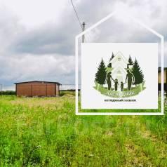 """Участок в поселке """"Наследник"""". 840кв.м., собственность, электричество, вода"""