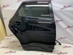 Дверь задняя правая Impreza WRX STI GRF, GRB, GVB. Цвет 32J