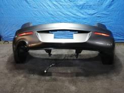 Задний бампер цвет 38R (графит) Mazda 3/ Axela BL5FP Bleap Blefp