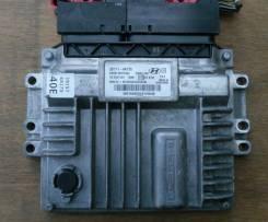 Блок управления двигателем D4CB Euro 5 б. у. 391114A170 Hyundai Grand Starex H-1