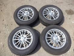 Колеса GMach зима износ 5% Bridgestone Blizzak VRX 195/65R15 91Q