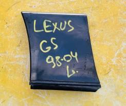 Молдинг переднего левого крыла Lexus Lexus GS 300/400/430 1998-2004 [7561230230,7560230100]