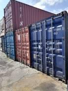 Аренда контейнеров. Хранение грузов в контейнерах. 20ф-4500р, 40ф-9000р