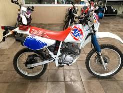 Honda XLR 200. 200куб. см., исправен, птс, без пробега