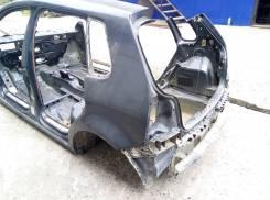 Четверть задняя правая, левая (крыло) для Volkswagen POLO 2007