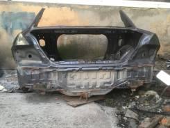 Задняя часть автомобиля, крыло Mitsubishi lancer IX