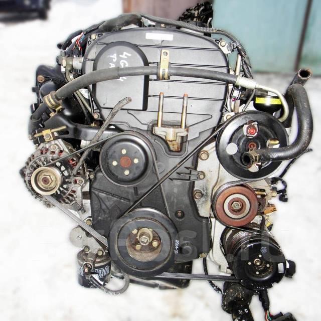 Двигатель 4G64 для Mitsubishi