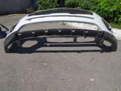 Hижняя часть переднего бампера Kia Sportage 4