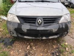 Передний бампер Renault Logan