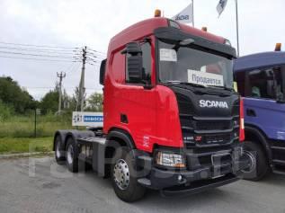 Scania. R520A6x4HZ, 16 000куб. см., 28 000кг., 6x4