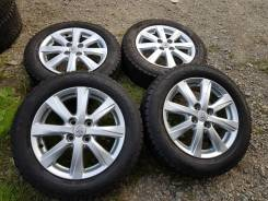 """Зимние колёса 175/65R15 Goodyear Ice Navi. 5.5x15"""" 4x100.00 ET45 ЦО 54,1мм."""