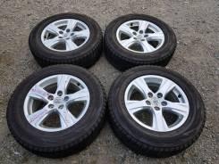 "Зимние колёса Toyota Alphard 215/65R16. 6.5x16"" 5x114.30 ET33"