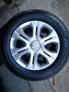 Комплект лето Nissan - Шины диски колпаки