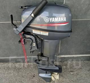 Yamaha. 9,90л.с., 2-тактный, бензиновый, нога S (381 мм), 2015 год