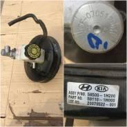 Главный тормозной цилиндр вакуумный усилитель Киа Сид Ceed ED