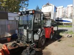 Hako. Универсальная коммунальная машина -Citymaster 1200, 2 190куб. см.