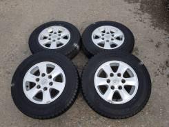 """Летние колёса Toyota Hiace 195/80R15L 103/101L LT. 6.0x15"""" 6x139.70 ET35"""