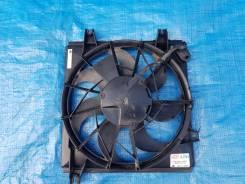 Вентилятор радиатора кондиционера Киа Спектра 1K2A1 61710
