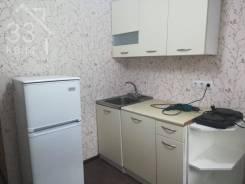 1-комнатная, улица Луговая 77а. Баляева, агентство, 33,0кв.м. Кухня