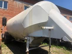 Бецема ТЦ-21. Прицеп цементовоз материаловоз, 35 000кг.